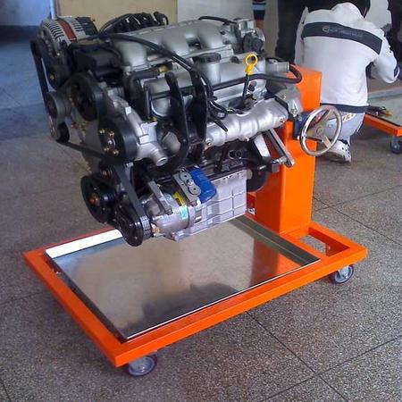产品信息:查看别克君威发动机附翻转架详细信息 丰田5a电控发动机拆装