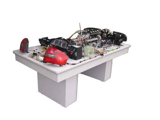 奥迪A6全车仿真电路实验台