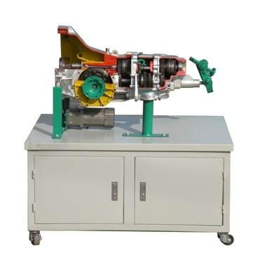 汽车手动变速器解剖实验台