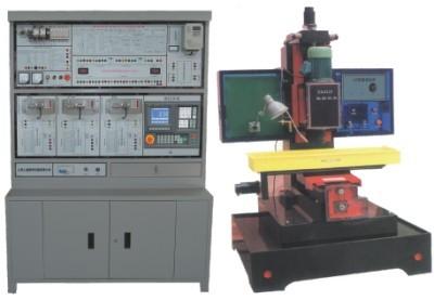 数控铣床综合维修实训装置(国产系统)