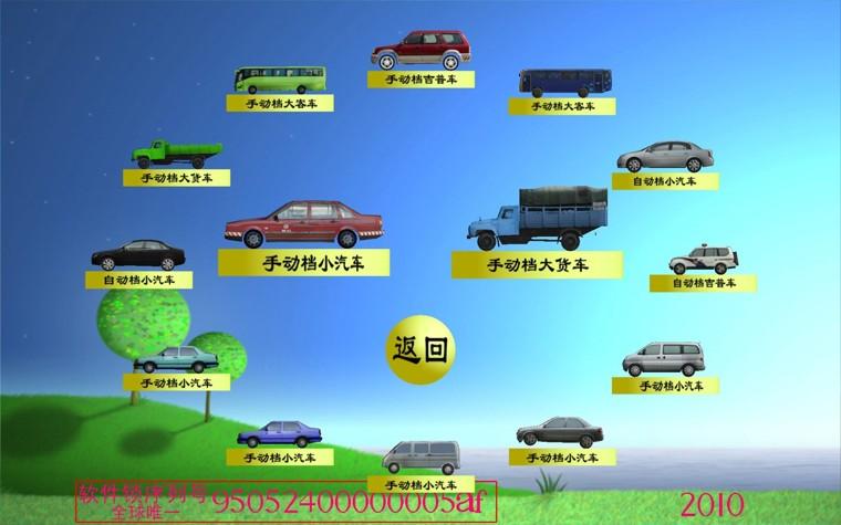 电脑汽车驾驶模拟器,车辆驾驶模拟器(图90)