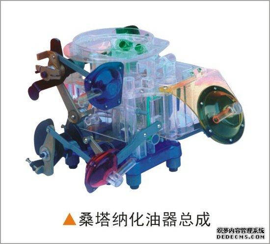 解放.柴油机.桑塔纳.本田部件透明教学模型