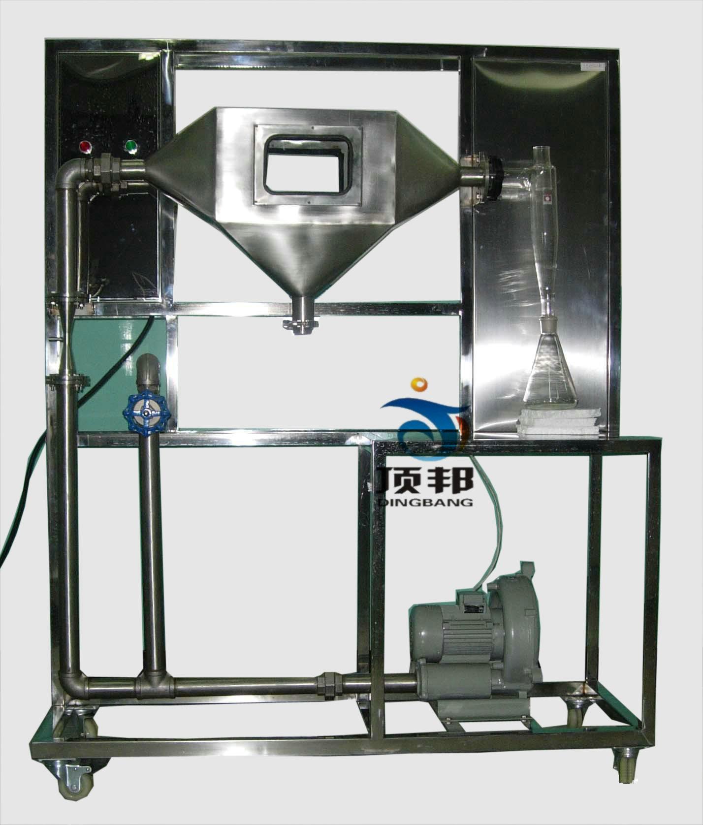 非均相分离物系实验装置