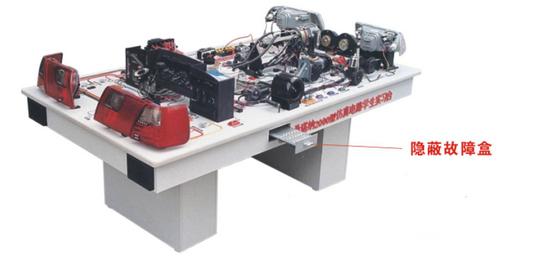 桑塔纳2000GSI仿真电路实验台