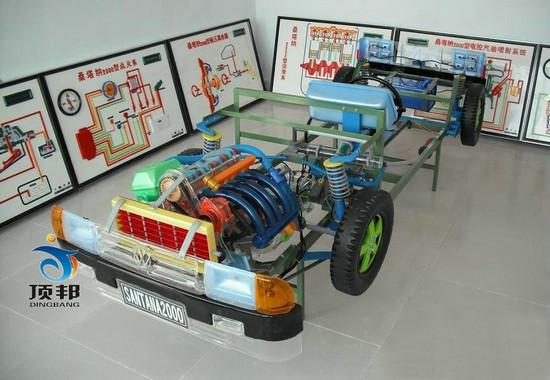 桑塔纳车模型