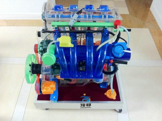 奥迪发动机教学模型
