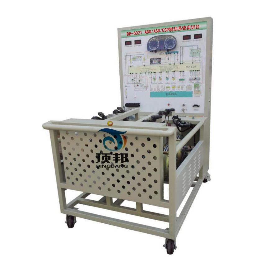 ABS/ASR/ESP制动系统实训台