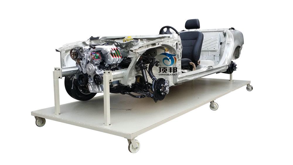 汽车整车构造与传动实训台(前驱)