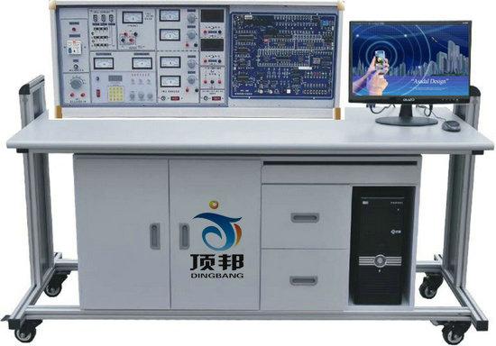 模电、数电、微机接口及微机应用综合实验室成套设备