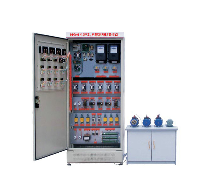 中级电工电拖实训考核装置