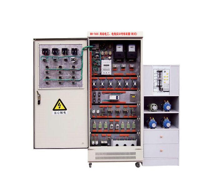高级电工电拖实训考核装置