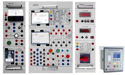 电力系统继电保护实验台软件系统