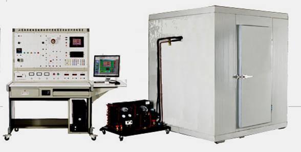 小型冷库制冷系统综合实训考核装置