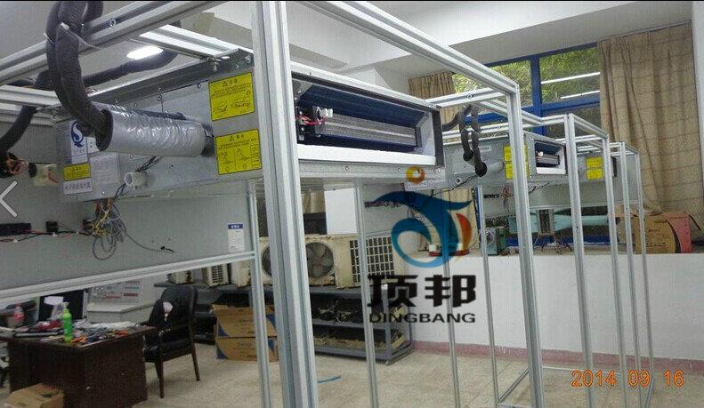 空调系统多联机系统实训装置
