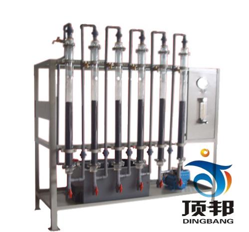 污水活性炭吸附实验装置