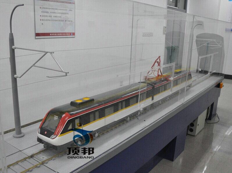 地铁动车模型