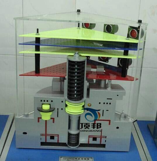 EP2002型网关阀模型
