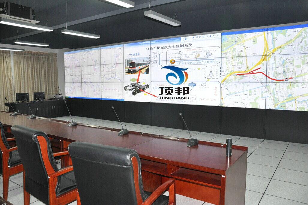 城市轨道交通车辆在线安全监测系统