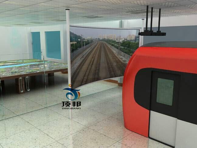 城市轨道交通虚拟仿真软件