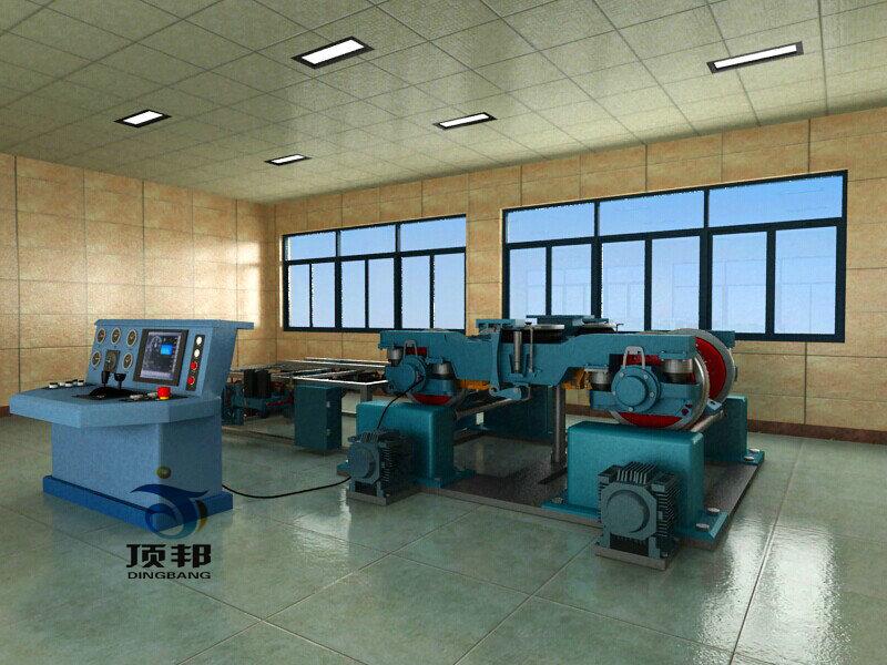城市轨道交通车辆空气制动模拟系统技术实验台