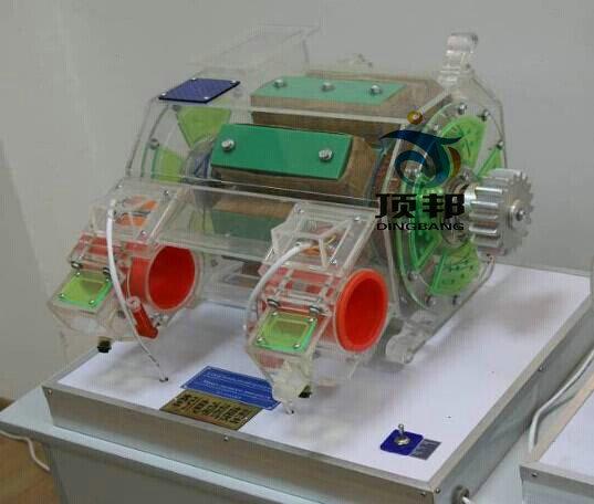 城市轨道交通车辆电机电器实训模型