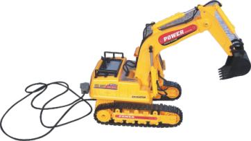 挖土机实训模型