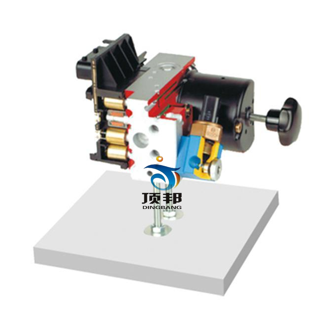 汽车ESP系统解剖模型