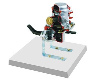 机械式燃油泵解剖模型