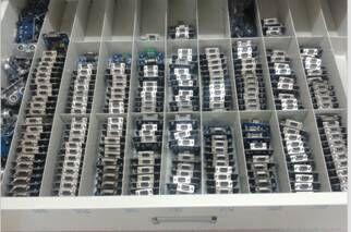电子模块存储格