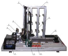 立体仓库模型