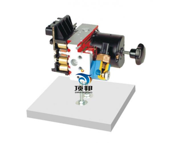 汽车ESP液压装置解剖模型