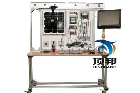 太阳能电池管理系统示教板