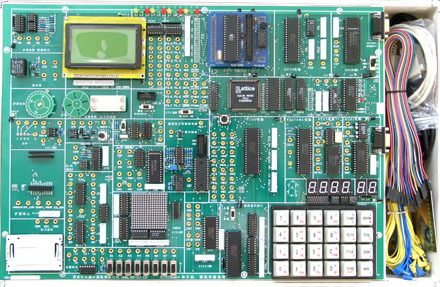 单片机微机开发实验仪