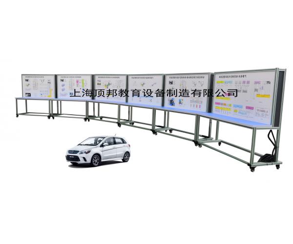 新能源汽车教学平台