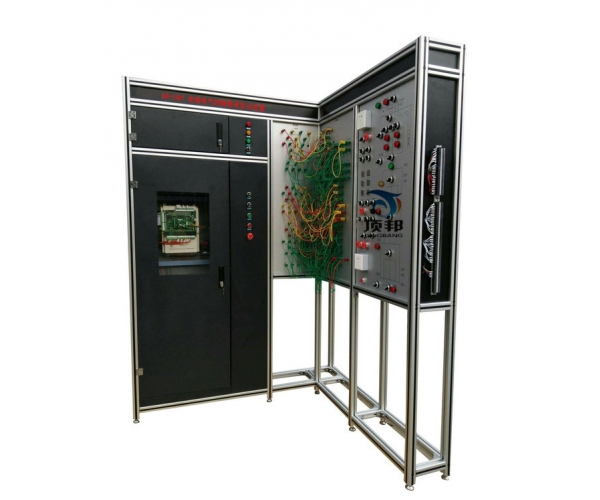 电梯电气控制维保实训装置