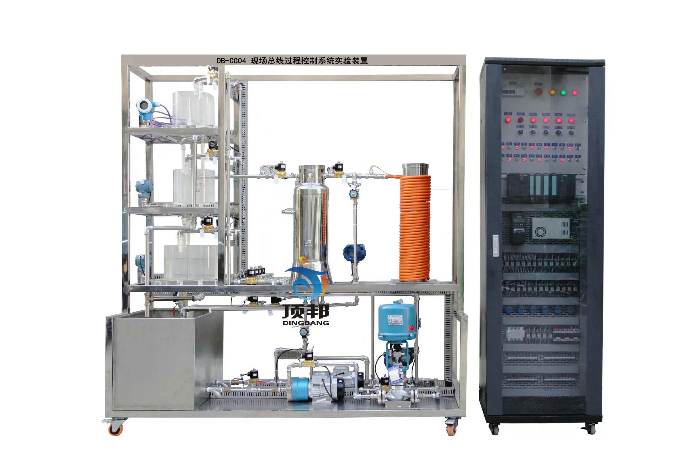 现场总线过程控制系统实验装置